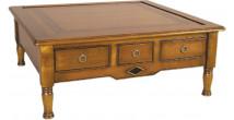 11373 - Table Basse carrée