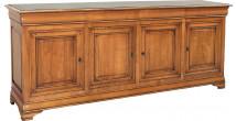 11557 - Buffet 4 portes 4 tiroirs