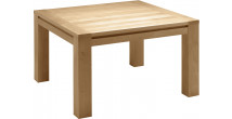 4647 - Table de repas carrée chêne L130