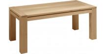 4650 - Table de repas rectangulaire en chêne L180