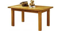5074 - Table de campagne rectangulaire chêne L130