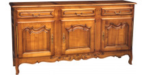7357 - Buffet 3 portes 3 tiroirs