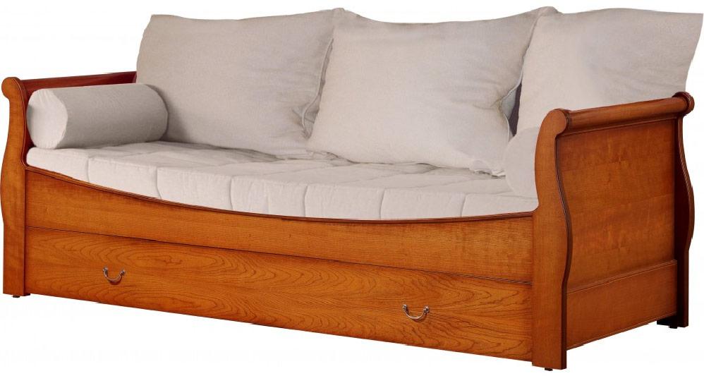 Comment bien choisir son meuble de style louis philippe - Canape lit gigogne adulte ...