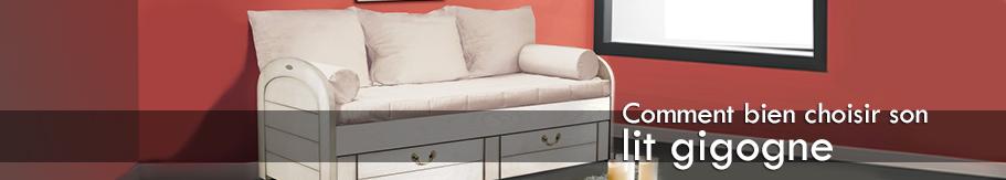 comment bien choisir son lit gigogne. Black Bedroom Furniture Sets. Home Design Ideas